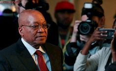 Indian-origin radio jockey axed for calling South Africa's President Jacob Zuma a 'zombie'