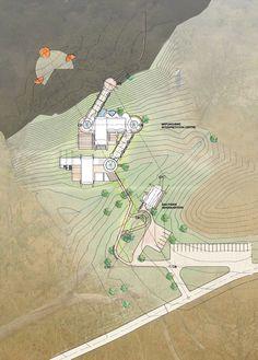 Mapungubwe Interpretation Centre [Mapungubwe National Park, Limpopo, South Africa] // Peter Rich - Поиск в Google