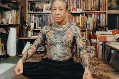 La aplicación que te ayudará a encontrar diseños de tatuajes japoneses