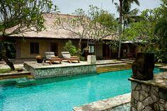 Onze villa met private pool in Seminyak, Bali. http://www.theroyalbeachseminyakbali.com