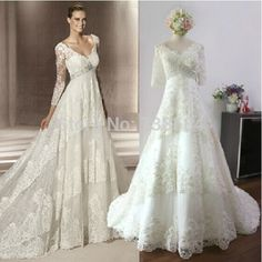 Find More Wedding Dresses Information about Free Shipping Long Sleeved Lace Appliqued V Neck Rhinestone Wedding Dress Turkey Istanbul,High Quality dress 1,China turkey ribbon Suppliers, Cheap turkey boa from 100% Love Wedding Dress & Evening Dress Factory on Aliexpress.com