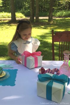 Alice in Wonderland Party Games, Activities & More - Celebrate Every Day With Me Activity Games, Fun Activities, Mad Hatter Tea, Mad Hatters, Alice In Wonderland Tea Party, Third Birthday, Party Games, Birthday Parties, Birthday Ideas