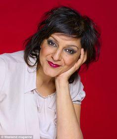 Meera Syal, born 1961.