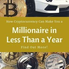 Cryptocurrency Mining: A Complete Beginners Guide to Mining Cryptocurrencies, In. Online Earning, Make Money Online, How To Make Money, Bitcoin Price, Bitcoin Litecoin, Day Trader, Money Quotes, Be Your Own Boss, Powerful Quotes