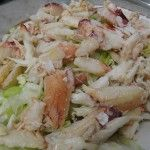 Delectable Crab Salad and Crab Louie Dressing Recipe