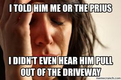 me or the prius - Google Search