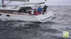 Beneteau Sense 57 NAV Test by Sail Republic