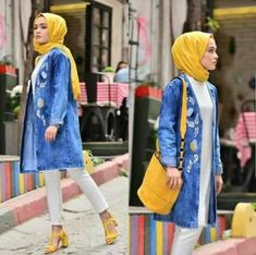 Smart casual hijab outfits – Just Trendy Girls