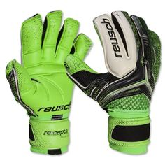 Amazon.com : Reusch Soccer Receptor Deluxe G2 OrthoTec Goalkeeper Glove : Sports & Outdoors