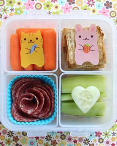 "Wendy Copley, author of the blog Wendolina, does something very special for her two boys every morning. She packs them lunch -- amazingly adorable bento-box-style lunches, that is. Why does she do it? A true crafter at heart, she couldn't bear to relinquish her creativity to her busy schedule. When her kids started school, she decided to put in a few extra minutes to make a necessary chore a lot more exciting. ""It's also a way for me to send them a little love while they're at school,""…"