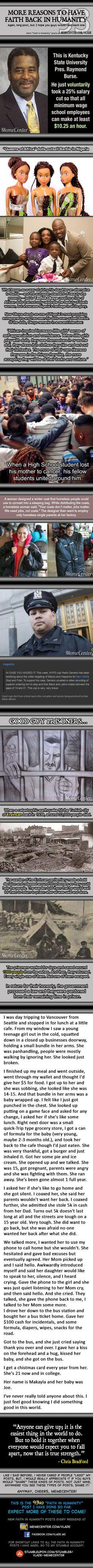 Faith In Humanity #93