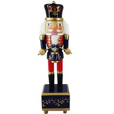 N1210-TR: 12 inch Nutcracker on Music Box - Traditional colors - See more at: http://www.nutcrackerballetgifts.com/product/N1210-TR/N1210-TR:-12-inch-Nutcracker-on-Music-Box---Traditional-colors.html?cid=75#sthash.6UssabjK.dpuf