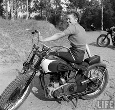 LIFE expose' about women on motorbikes