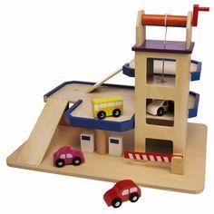 Toy car garage download free print ready pdf plans toys for Toy garage plans free download