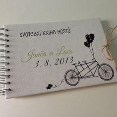 Svatební kniha/album TANDEM Weddings, Wedding, Marriage
