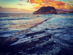 #isladesantaclara #donosti #euskadi #iphone6photo by pacoquerolperez Love #iPhone6 Photography follow http://ift.tt/1SfZBFk #iPhone 6 #Photography/ #photographer #photo #photos #picture #pictures #camera #only