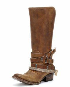 Women's Drover Boot - Tan