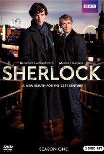 Sherlock... Benedict Cumberbatch!