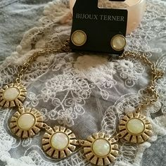 Statement Jewelry Set