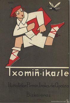 Txomin ikasle. 1931. Bizkaieraz. En euskera - Foto 1