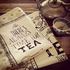 Always time for tea. This is the motto that is used during the tea party. This quote symbolizes how crazy the mad hatter is and how they keep going around and around the table for tea. Tea Love, Tea Quotes, Cuppa Tea, White Cups, Tea Art, My Cup Of Tea, Tea Accessories, High Tea, Drinking Tea