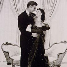 Southern Style Icons   Rhett Butler & Scarlett O'Hara   SouthernLiving.com