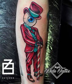 Photo by (pilarski_official) on Instagram | #tattoo #tattoos #tatua #tatuae #neotraditionaltattoo #neotraditional #colorfultattoo #eye #eyetattoo #candy #didutattoo #tatuaje #tatuagem ##tattoofamily #tattoofan #tattoolife #tattoolover Colorful Tattoos, Neo Traditional Tattoo, Tattoo Life, First Tattoo, Color Tattoo, Tatting, Tattoo Designs, Candy, Eye
