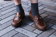 Men Dress, Dress Shoes, Shoes Heels, Loafers Men, Tokyo, Oxford Shoes, Street Style, Women, Fashion