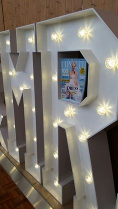 Showcasing our giant LED light up letters at the luxurious Castlemartyr Resort in East Cork recently. The new summer issue of Confetti magazine fitted our lights perfectly! Busy day at Castlemartyr Resort with many couples enjoying the surroundings, sipping bubbles - we even spied a helicopter outside on the lawn.