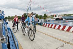 Nur wenige Fähren überqueren heute noch den Main. Die Fähre in Wipfeld gehört dazu. http://www.schweinfurt360.de/  #Fähre #Kultur #Main