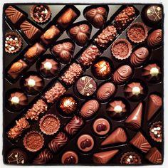 Cioccolato svizzero, una delizia!