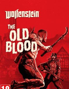 Wolfenstein: The Old Blood  Worldwide Wolfenstein: The Old Blood Region: Worldwide Language: Multilanguage Platform: Steam  https://gamersconduit.com/product/wolfenstein-the-old-blood-steam-worldwide/