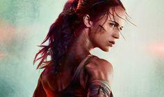 Tomb Raider : アリシア・ヴィキャンデルのララ・クロフトが、初めての冒険に挑む人気ゲームの再映画化「トゥーム・レイダー」が初公開したポスターと予告編の予告編 ! ! - 来月10月初めに開催のニューヨーク・コミック・コンで披露かな?!と思われていましたが、ララ・クロフトは意外に早く、やって来ました!!| CIA Movie News | Alicia Vikander, Daniel Wu, Dominic West, Hannah John-Kamen, News, Roar Uthaug, Tomb Raider, Walton Goggins, Warner Bros - 映画 エンタメ セレブ & テレビ の 情報 ニュース from CIA Movie News / CIA こちら映画中央情報局です