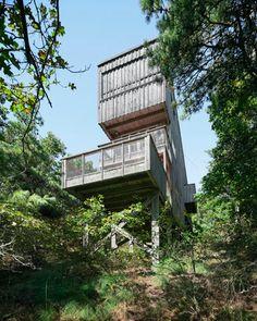 Mark House | 1966 | Truro, Massachusetts | Architect Paul Krueger | photo © Raimund Koch