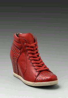 Koolaburra wedge sneakers......love them!!!