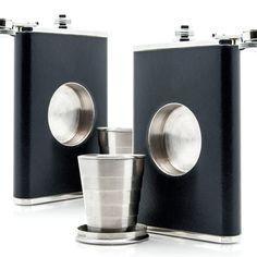 Shot Flask Set Of 2