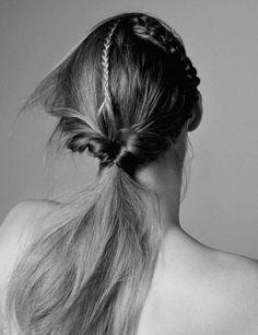 Three way braids