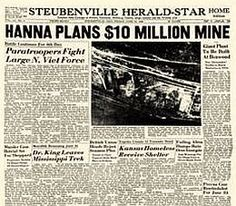 """Giant Shovel on Strip Mine Fight: 1973 Surface Mining, Sierra Club, Coal Mining, Shovel, Tractors, Egypt, Ohio, Gem, It Cast"