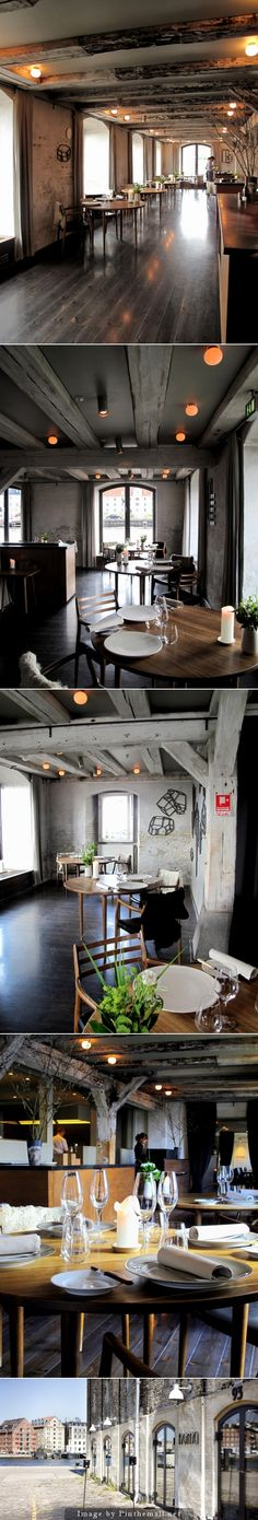 One of the best restaurants in the world. Noma restaurant, in Copenhagen, Denmark. via http://pinthemall.net