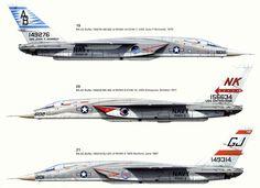 North American RA-5C Vigilante Carrier Squadron