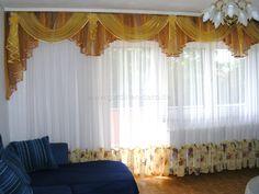 Klassischer Vorhang mit selbstgemachten Blumen - http://www.gardinen-deko.de/klassischer-vorhang-mit-selbstgemachten-blumen/