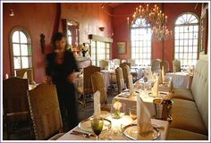 Erna's Elderberry House in Oakhurst, California - by Yosemimte - European - voted one of the most romantic restaurants