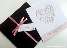 Convite de Casamento BC | Galeria de Convites