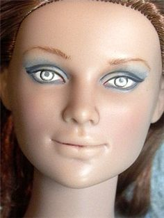 Watch a Fashion Doll Repaint