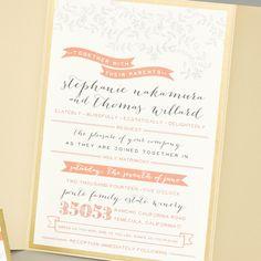 Envelopments Wedding Invitations