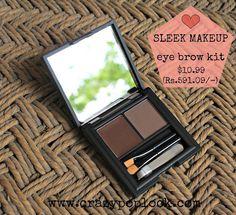 ♥SLEEK MAKEUP - Eye Brow Kit♥ Sleek Makeup, Eye Makeup, Brow Kit, Eyebrows, Hair Beauty, Eyeshadow, Makeup Eyes, Eye Brows, Eye Shadow