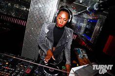 [party pics] DJ Lissa Monet & DJ Steph Floss [@djstephfloss] @ Turnt Up Thursday inside Cobra - DJ Lissa Monet Official Blog