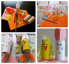 roligt påskpyssel för barn Spring Crafts For Kids, Easy Crafts For Kids, Toddler Crafts, Preschool Crafts, Insect Crafts, Bee Crafts, Free Activities For Kids, Stem Activities, Snail Craft