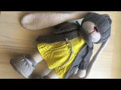 Diy Toys, Beautiful Dolls, Crochet Toys, Winter Hats, Bunny, Miniatures, Hani, Bird, Knitting