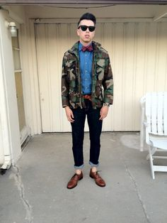 Anything and Everything LA: Camo, Denim, and Neon oh my...